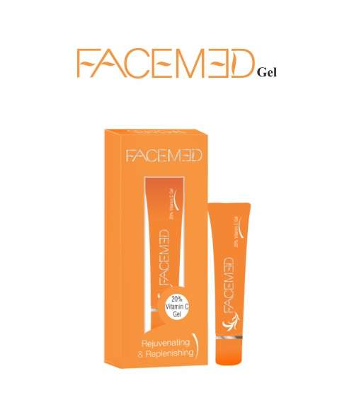 Facemed Gel – with 20% Vitamin C