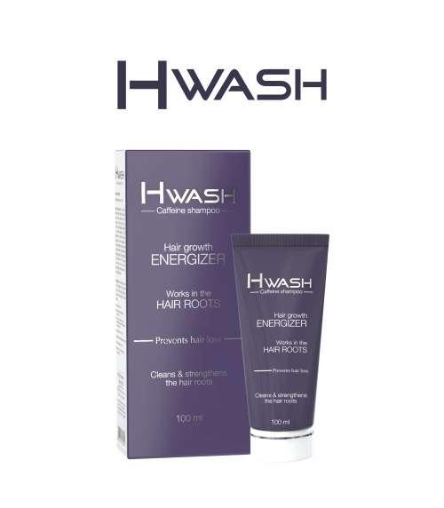 H-Wash Caffeine Shampoo