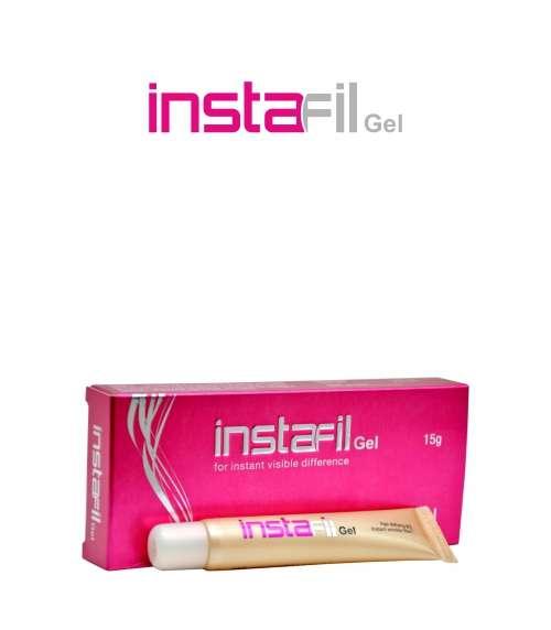 Instafil Gel – Age Defying & Instant Wrinkle Filler